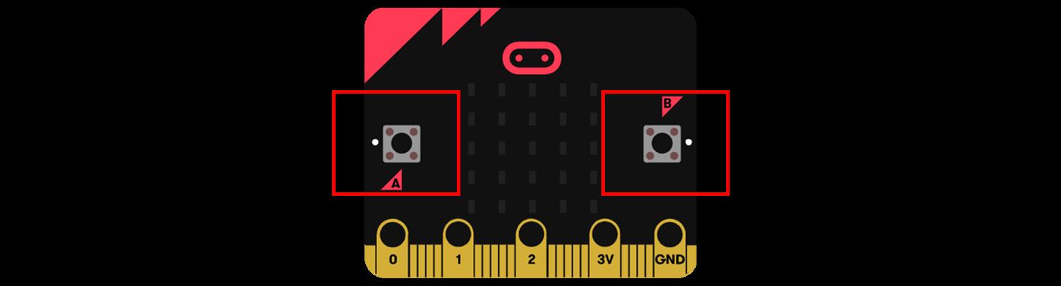 microbitのスイッチ